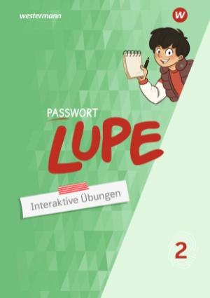 PASSWORT LUPE - Interaktive Übungen 2 - Cover