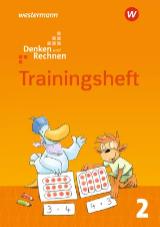 Denken und Rechnen interaktives Trainingsheft 2 – Ausgabe 2017 - Cover
