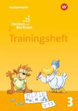 Denken und Rechnen interaktives Trainingsheft 3 – Ausgabe 2017 - Cover