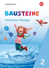 BAUSTEINE Zusatzmaterialien Ausgabe 2021 Interaktive Übungen 2 - Cover