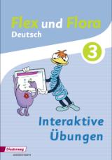 Flex und Flora – Interaktives Übungsmaterial 3 - Cover