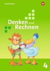 Denken und Rechnen – Ausgabe 2017 Interaktives Schulbuch 4 - Cover