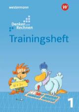 Denken und Rechnen interaktives Trainingsheft 1 – Ausgabe 2017 - Cover