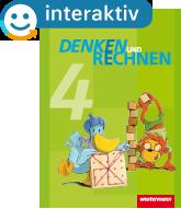 Denken und Rechnen – Ausgabe 2011 Interaktives Schulbuch 4 - Cover