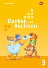 Denken und Rechnen – Ausgabe 2017 Interaktives Schulbuch 3 - Cover