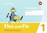 Flex und Flo - Ausgabe 2021 Trainingsheft Interaktiv 1 - Cover