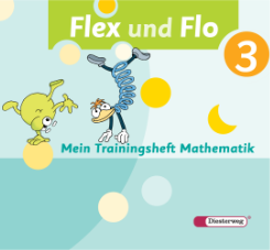 Flex und Flo - Ausgabe 2013 - Interaktives Trainingsheft 3 - Cover