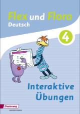 Flex und Flora – Interaktives Übungsmaterial 4 - Cover