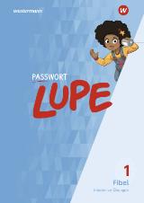 PASSWORT LUPE - Interaktive Übungen 1 - Cover