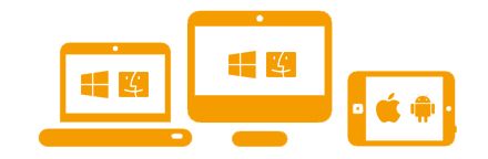 Windows und OS, Apple iPad, Android Tablet