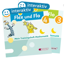 Flex und Flo – Interaktives Trainingsheft
